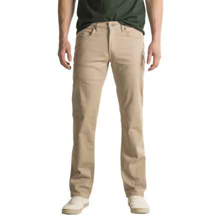 Buffalo David Bitton Six-X Basic Slim-Fit Jeans (For Men) in Cobble Stone - Closeouts