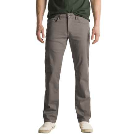 Buffalo David Bitton Six-X Basic Slim-Fit Jeans (For Men) in Spring Grey - Closeouts