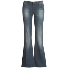 Buffalo Farrah Jeans - Stretch Denim, Mid Rise (For Women) in Blue Ivy - Closeouts