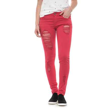 Buffalo Gena Skinny Jeans (For Women) in Flame - Closeouts