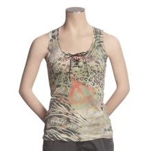 Buffalo Idowu Tank Top (For Women) in Multi - Closeouts