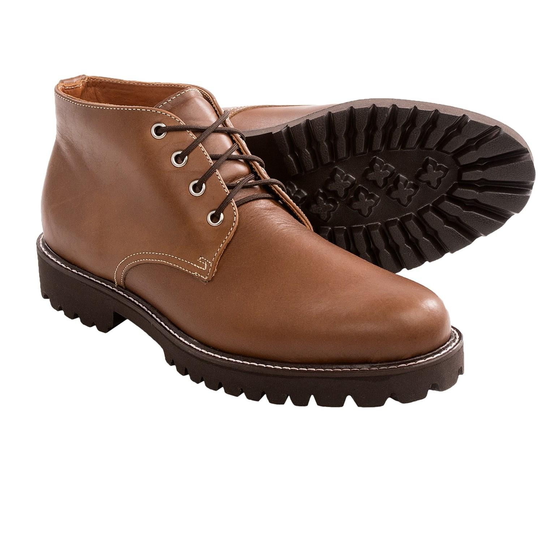 buffalo jackson chukka boots bison leather for