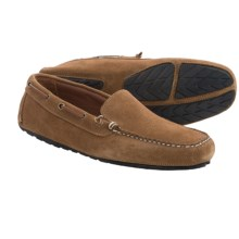 Buffalo Jackson Magellan Driving Moccasins (For Men) in Tan Suede - Closeouts