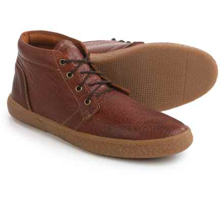 Buffalo Jackson Trading Co. Colorado Chukka Boots - Leather (For Men) in Bison Sasquatch - Closeouts