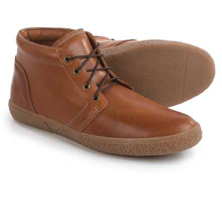 Buffalo Jackson Trading Co. Colorado Chukka Boots - Leather (For Men) in Tan - Closeouts