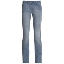 Buffalo Jeans City Denim Jeans - Straight Leg (For Women) in Light Wash - Closeouts