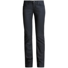 Buffalo Jeans Dark Denim Jeans - Straight Leg (For Women) in Dark Wash - Closeouts