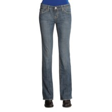 Buffalo Jeans Farrah X Jeans - Bootcut (For Women) in Medium Wash - Closeouts