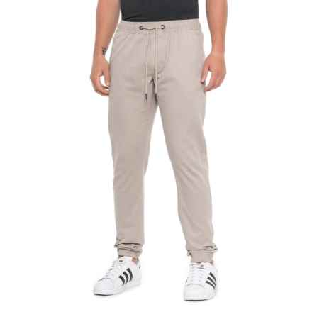 Buffalo Zayne Joggers (For Men) in New Grey - Closeouts