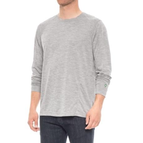 Image of Bugs-Free Base Camp T-Shirt - Long Sleeve (For Men)