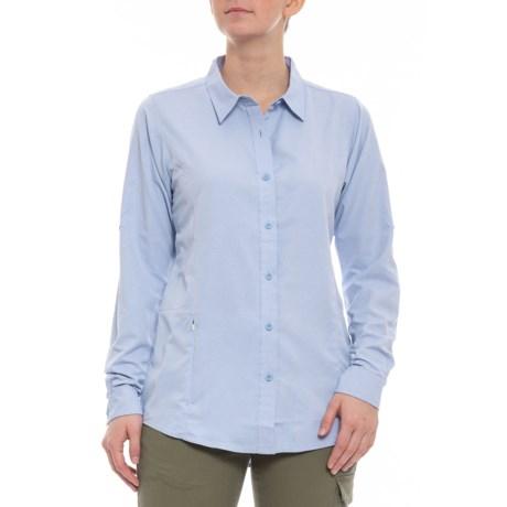 Image of BugsAway(R) Brisa Shirt - UPF 50, Long Sleeve (For Women)