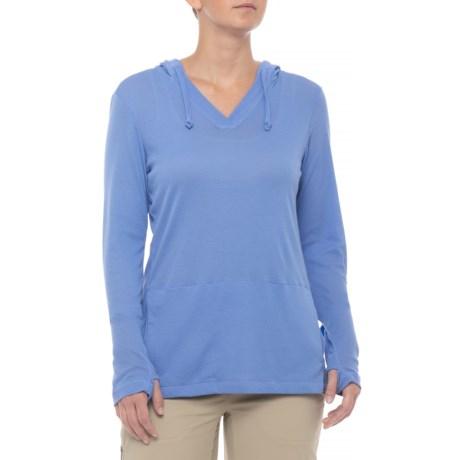 Image of BugsAway(R) Lumen Hoodie - Long Sleeve (For Women)