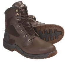 "Built by Georgia Boot Joist Boots - Soft Toe, 8"" (For Men) in Brown - Closeouts"