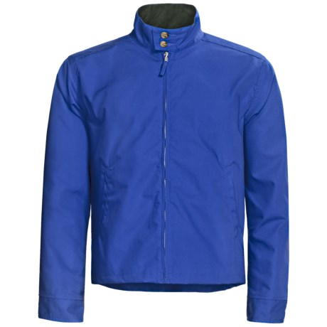 Bullock & Jones Barracuda Jacket (For Men) in Blue