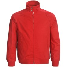 Bullock & Jones Barracuda Jacket (For Men) in Deep Red - Closeouts