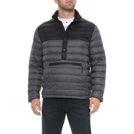 Image of Burman Pullover Puffer Jacket - Down Insulated (For Men)