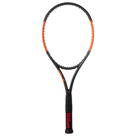 Image of Burn 100 ULS Tennis Racquet- 100 sq. in.