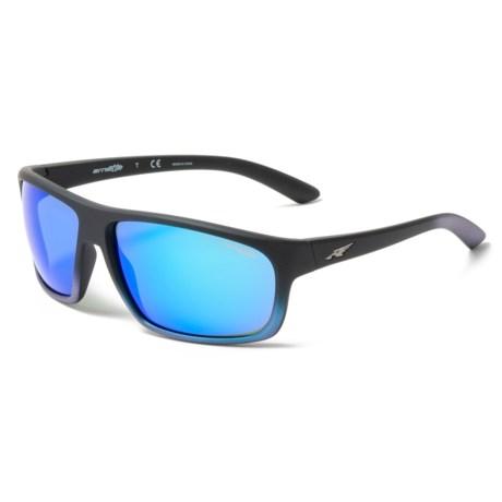 Image of Burnout Mirror Sunglasses (For Men)