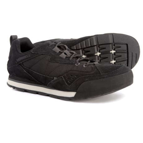 Image of Burnt Rock Tura Rugged Casual Sneakers - Suede (For Men)