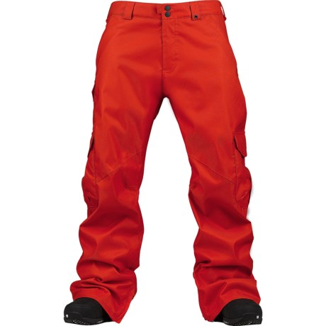 Burton 2012 Cargo Snow Pants - Waterproof (For Men)