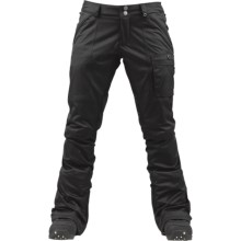 Burton 2012 Indulgence Snow Pants (For Women) in True Black - Closeouts