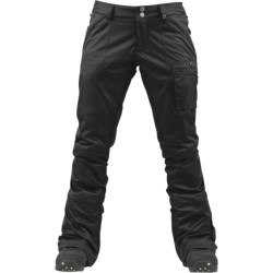 Burton 2012 Indulgence Snow Pants (For Women) in True Black