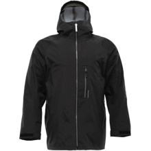 Burton 3L Porter Jacket - Waterproof (For Men) in True Black - Closeouts