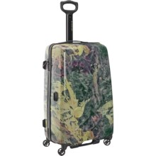 Burton Air 25 Hard-Bodied Spinner Suitcase in Satellite Print - Closeouts
