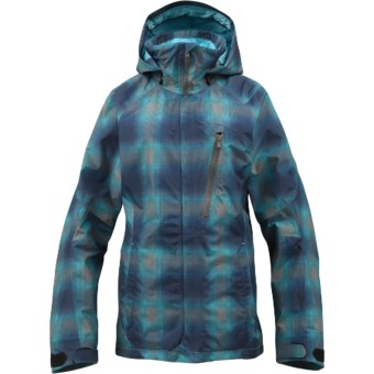 Burton AK 2L Altitude Gore-Tex® Jacket - Waterproof (For Women) in Heathers Gemini Pld