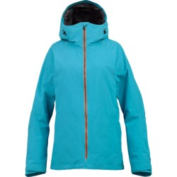 Burton AK 2L Blade Gore-Tex® Snowboard Jacket - Waterproof (For Women) in Cirrus
