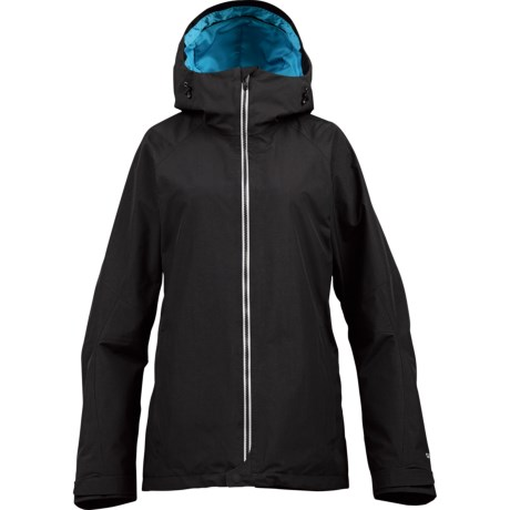 Burton AK 2L Blade Gore-Tex® Snowboard Jacket - Waterproof (For Women) in True Black