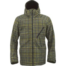 Burton AK 2L Cyclic Gore-Tex® Jacket - Waterproof (For Big and Tall Men) in Bamboo Print - Closeouts