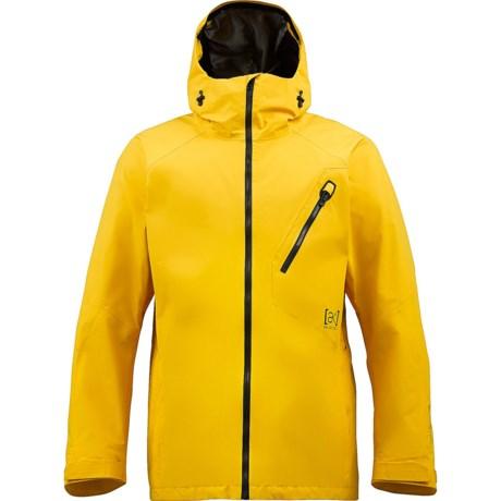 Burton AK 2L Cyclic Gore-Tex® Snowboard Jacket - Waterproof (For Men) in Blazed