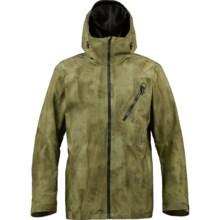 Burton AK 2L Cyclic Gore-Tex® Snowboard Jacket - Waterproof (For Men) in Unreal Camo - Closeouts