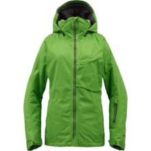 Burton AK 2L Embark Gore-Tex® Jacket - Waterproof, Insulated (For Women) in Snooker - Closeouts
