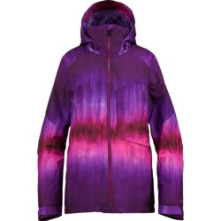 Burton AK 2L Embark Gore-Tex® Snowboard Jacket - Waterproof, Insulated (For Women) in Tiger Lily