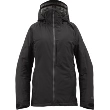 Burton AK 2L Flare Down Gore-Tex® Snowboard Jacket - Waterproof, 650 Fill Power (For Women) in True Black - Closeouts