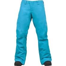 Burton AK 2L Stratus Gore-Tex® Snowboard Pants - Waterproof (For Women) in Cirrus - Closeouts