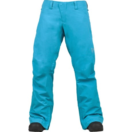 Burton AK 2L Stratus Gore-Tex® Snowboard Pants - Waterproof (For Women) in Tiger Lily