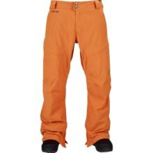 Burton AK 2L Swash Gore-Tex® Snowboard Pants - Waterproof (For Men) in Lion - Closeouts