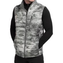 Burton AK BK Down Insulator Vest - 800 Fill Power (For Men) in Snow Akamo - Closeouts
