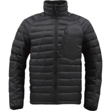 Burton AK BK Insulator Down Snowboard Jacket - 550 Fill Power (For Men) in True Black - Closeouts