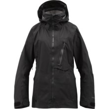 Burton AK Haven 3L Gore-Tex® Jacket - Waterproof (For Women) in True Black - Closeouts
