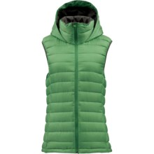 Burton AK Squall Down Vest - 650 Fill Power (For Women) in Snooker - Closeouts