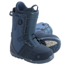 Burton AMB Snowboard Boots (For Men) in Blue Crew - Closeouts