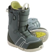 Burton AMB Snowboard Boots (For Men) in Gray - Closeouts