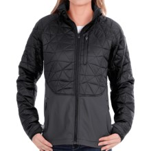 Burton Ambrosia Jacket - Insulated (For Women) in True Black - Closeouts