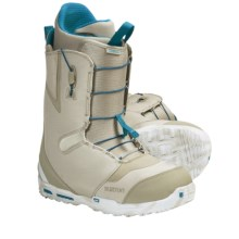 Burton Ambush Snowboard Boots (For Men) in Gray/Blue - Closeouts