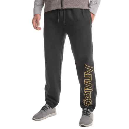 Burton Analog Company Sweatpants (For Men) in True Black - Closeouts