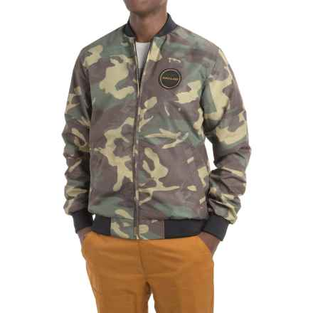 Burton Analog League Jacket - Insulated (For Men) in Surplus Camo - Closeouts